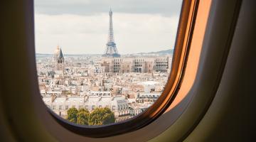 Things Girls Do After Graduation: Paris, Part I