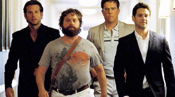 21 Power Moves You Can Pull On A Bachelor Party