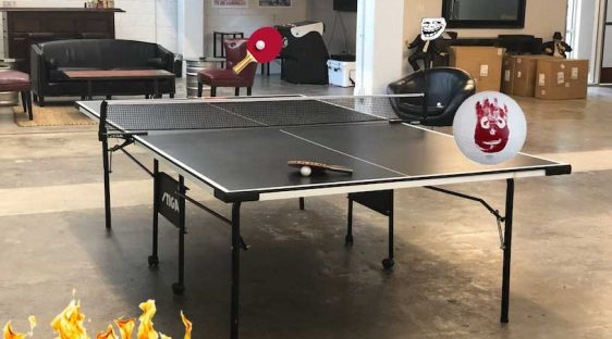 grandex office ping pong power rankings week 5