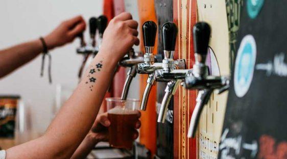 untappd beer social media